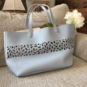 Handbags - Light blue tote bag
